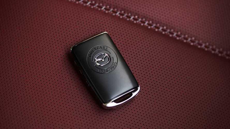 Mazda Century Edition для России