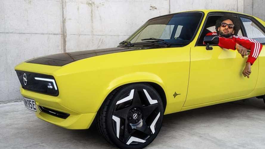 Первым спорткаром нового суббренда Opel стало 50-летнее купе