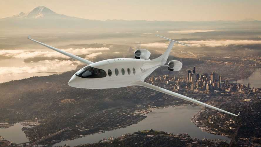 Израильская компания Eviation представила «Летающую Теслу»