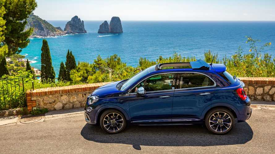 Fiat 500X Yachting and 500 Yachting