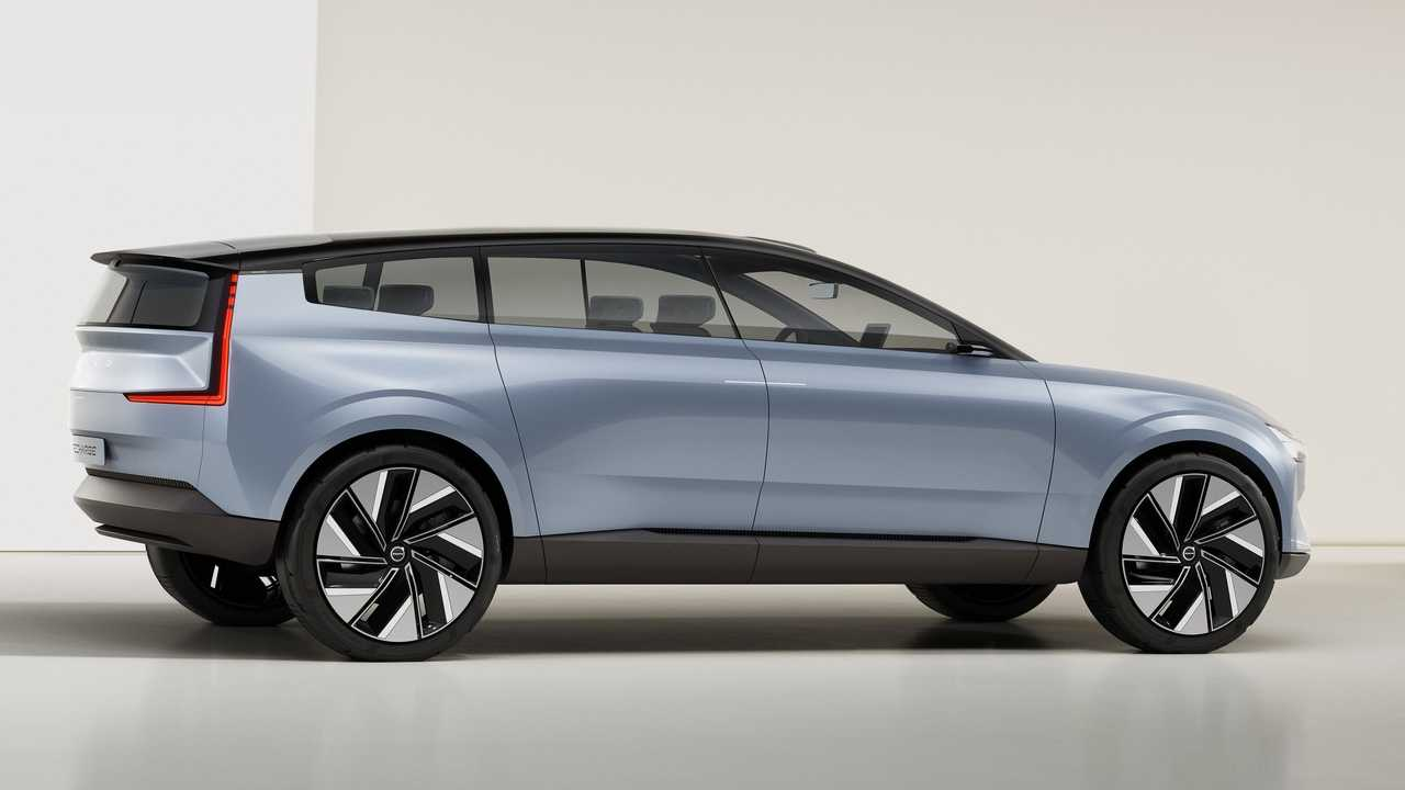 Volvo stellt ein Coupé-SUV als Designstudie vor