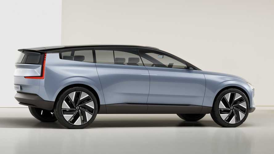 Volvo, yeni elektrikli konseptini tanıttı