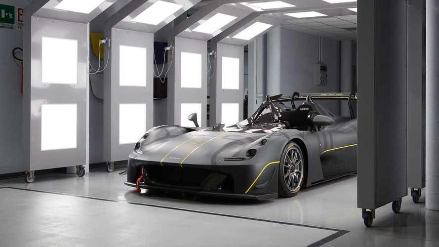 Dallara Stradale EXP (2021)