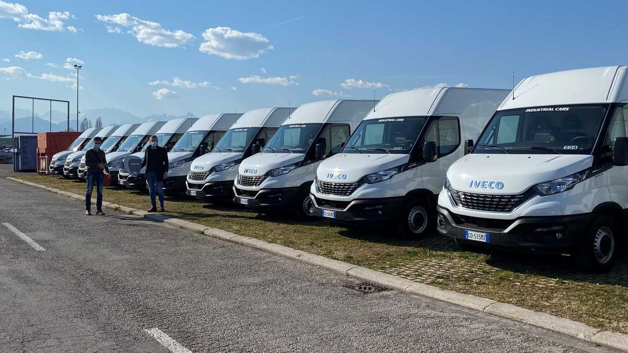 Iveco Daily furgone Viacqua