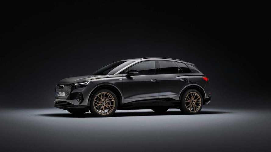 Audi Q4 e-tron, arriva la trazione integrale