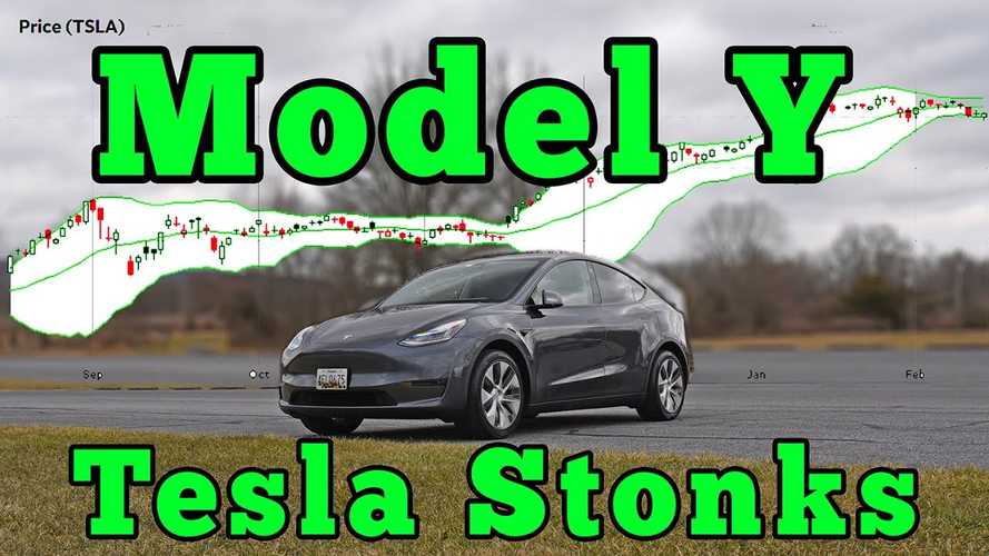 Regular Car Reviews The Tesla Model Y And It's Not What You Expect