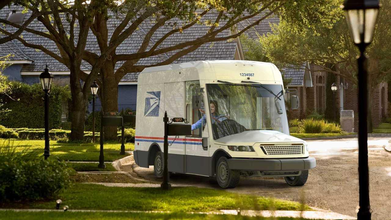 U.S. Postal Service Awards Contract to Launch Multi-Billion-Dollar Modernization of Postal Delivery Vehicle Fleet
