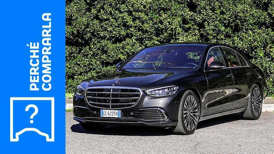 Mercedes Classe S (2021), perché comprarla e perché no