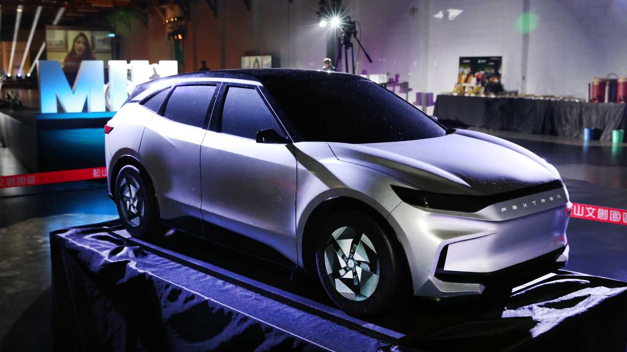 Foxtron: This Is Hon Hai's Electric Car Brand Based On MIH Open Platform