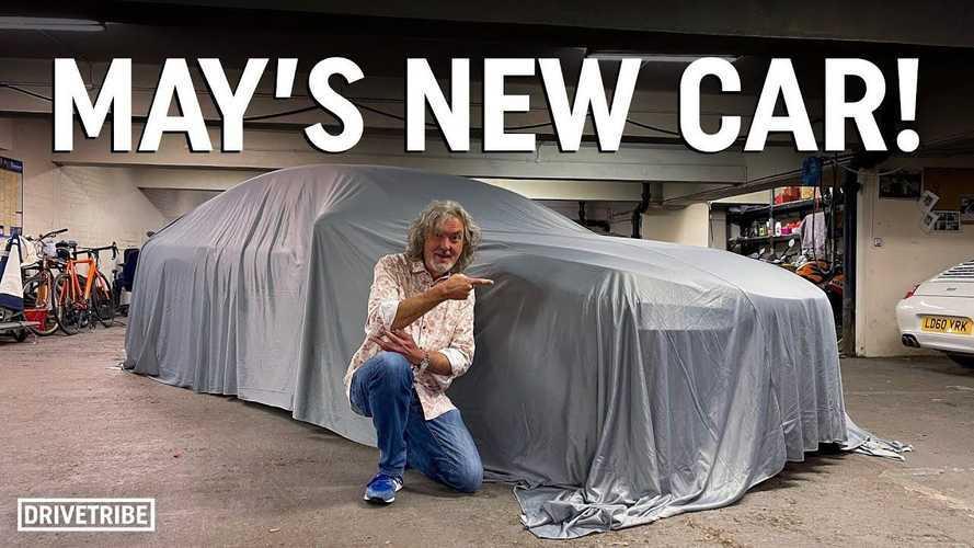 James May ha vendido su Toyota Mirai y comprado un...
