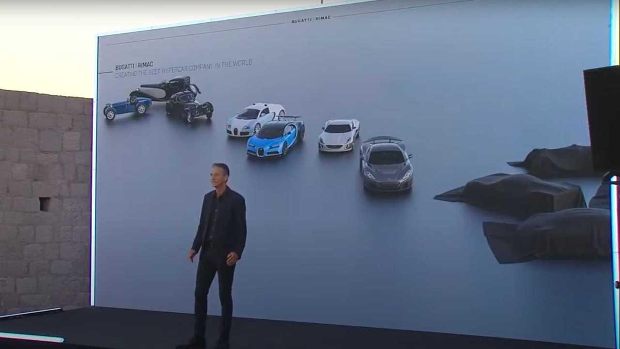Будущие новинки Bugatti