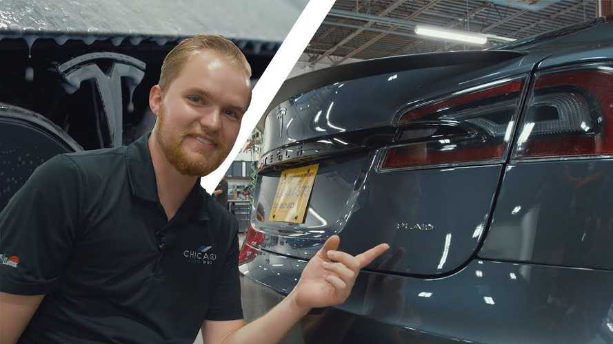 Is Tesla Model S Plaid Fit & Finish Better Than Other Tesla Cars?