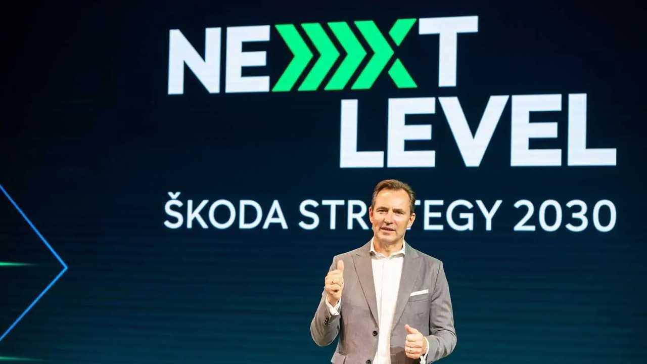 Skoda Next Level