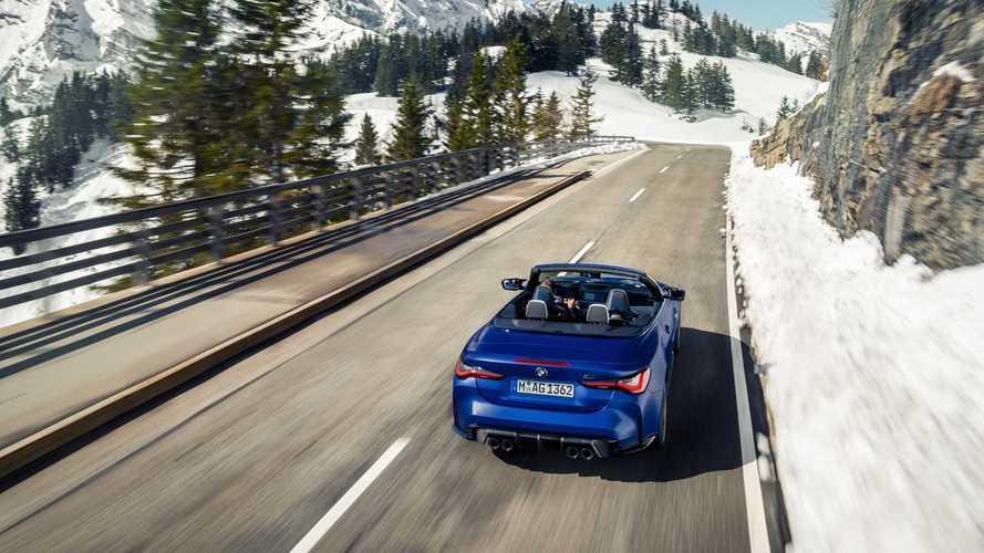 BMW M4 Competition M xDrive Cabrio 2021