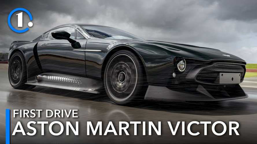 Aston Martin Victor First Drive Review: The First, The Last, The Only