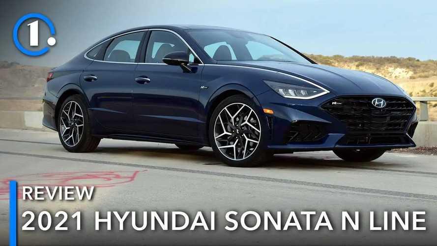 2021 Hyundai Sonata N Line Review: From Namyang With Love