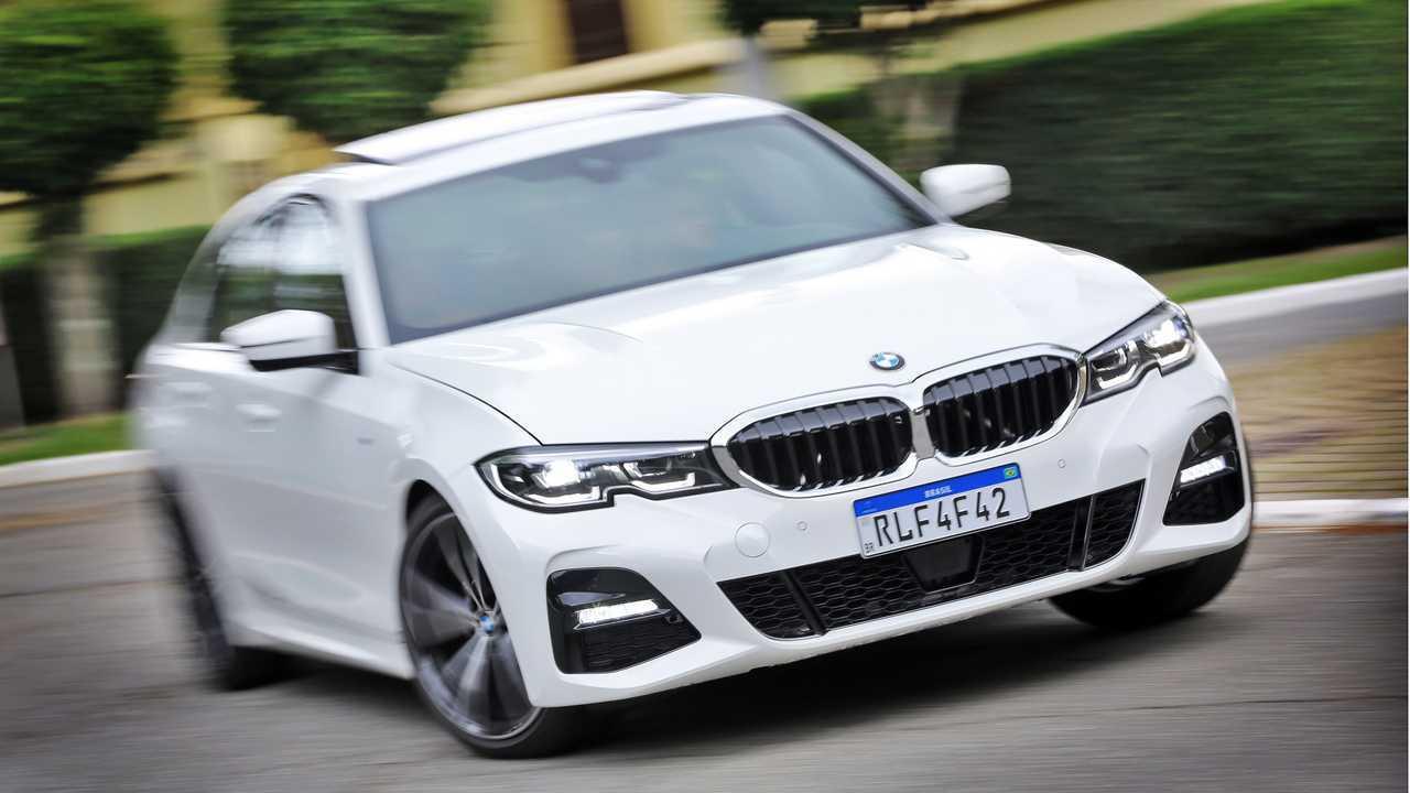 BMW 320i M Sport 2021 (Teste BR)