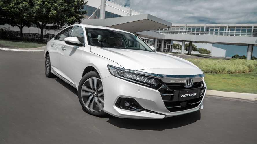 Honda Accord e:HEV é apresentado; entenda a tecnologia do sedã