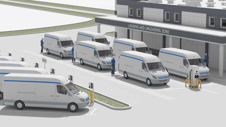 ABB e Amazon insieme per la gestione delle flotte elettriche