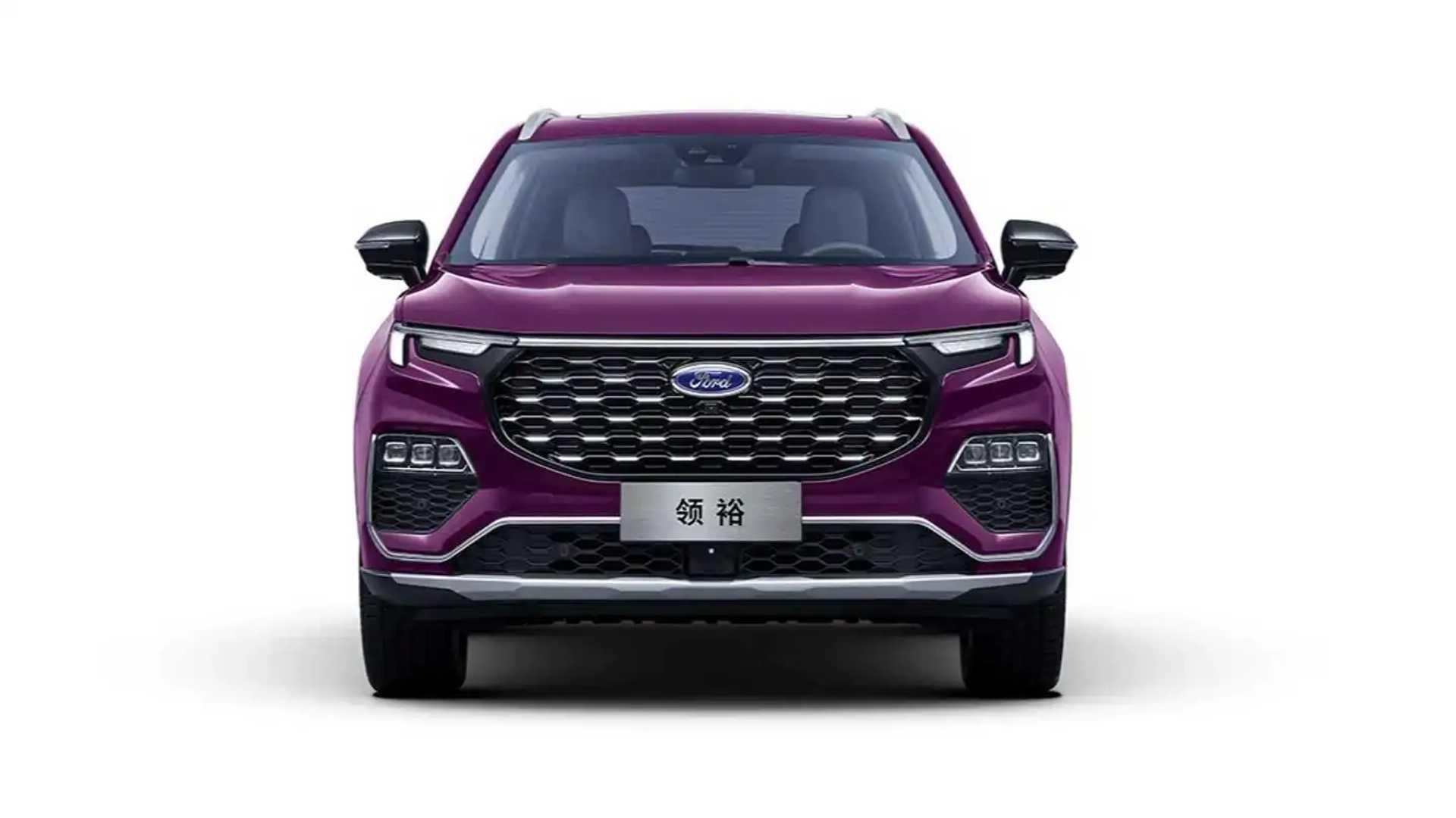 2021 Ford Equator