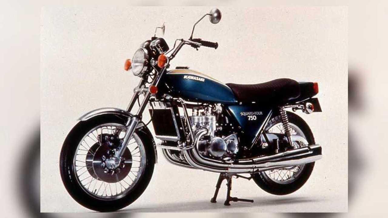 1971 Kawasaki Square-Four 750 Project - Main