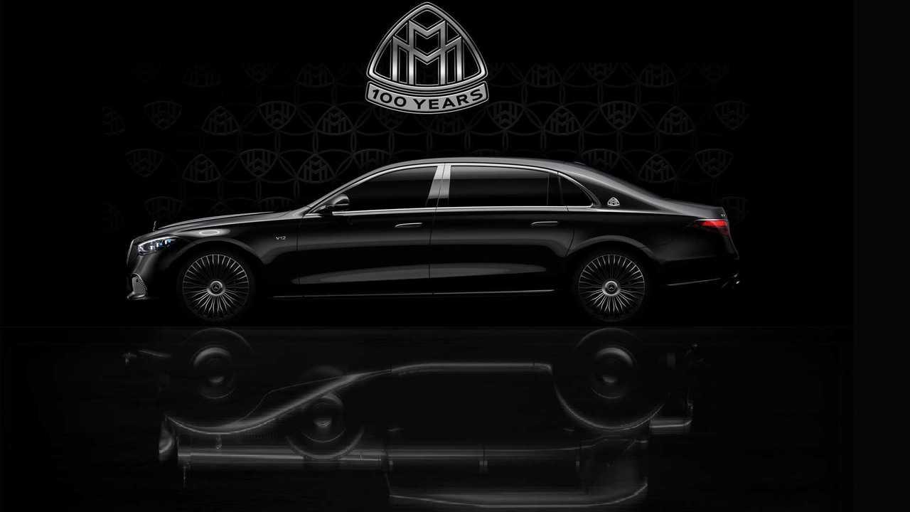 Mercedes-Benz отметит юбилей Maybach 12-цилиндровым S-классом