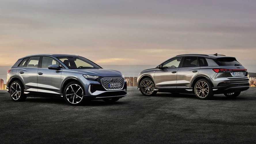 Audi Q4 e-tron, tutte le informazioni sul nuovo SUV elettrico