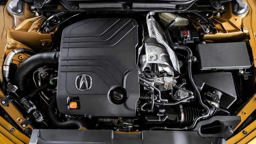 2021 Acura TLX Type S Engine Gets Special Love In Deep Dive Video