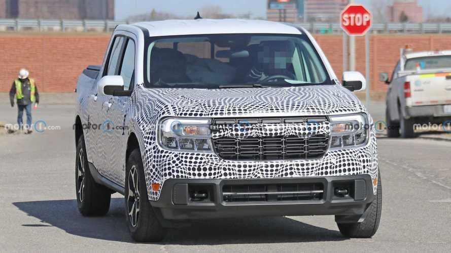 Ford Maverick comincia a prendere forma il progetto del nuovo pick-up
