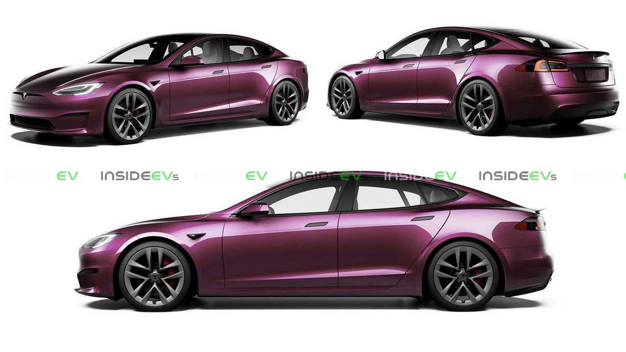 Tesla Model S color ideas
