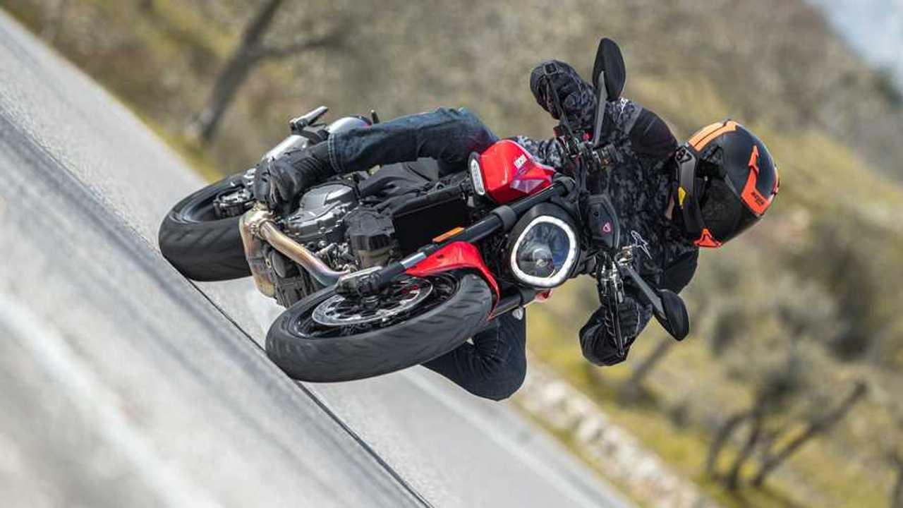 Ducati Monster 2021