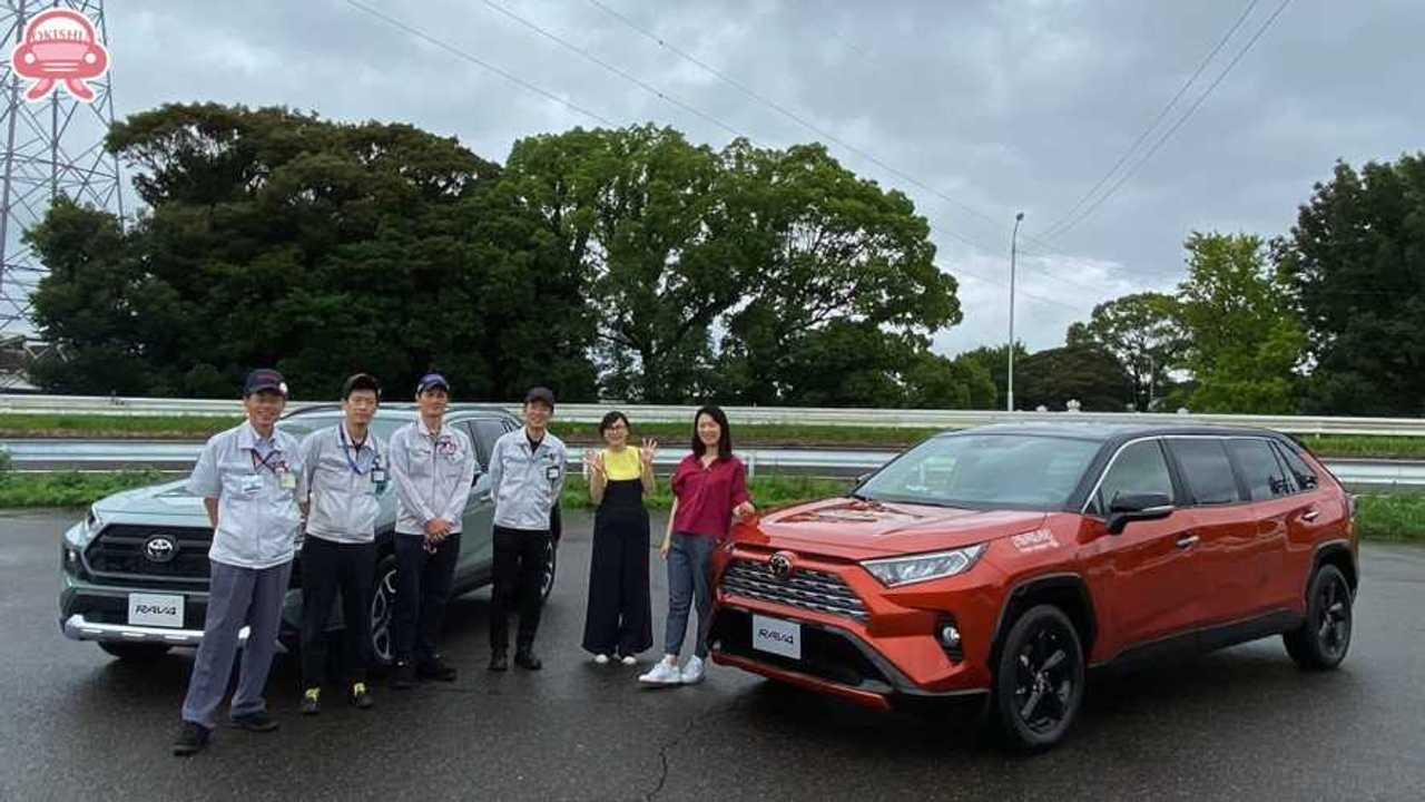 Toyota RAV4 Limo