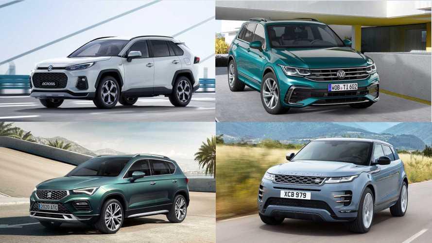 Kompakt-SUVs 2020/2021: Alle Modelle auf dem Markt