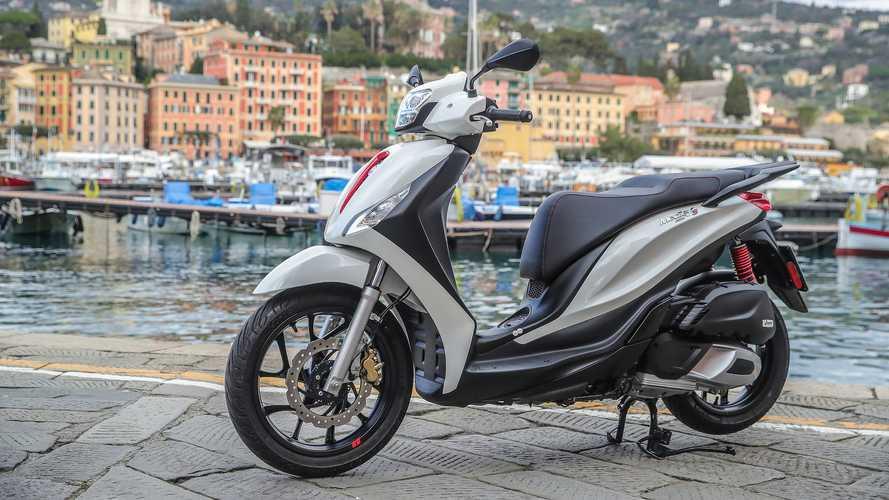 Piaggio: per la Fase 2 mini-rate e sconti su scooter e Vespa