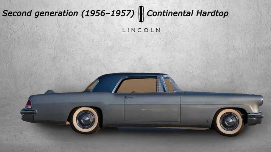 Lincoln Continental Evolution