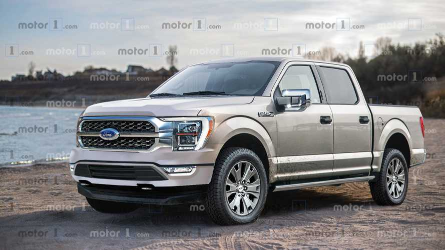 Next-Gen Ford F-150 Could Have Optional Generator For Off-Grid Work