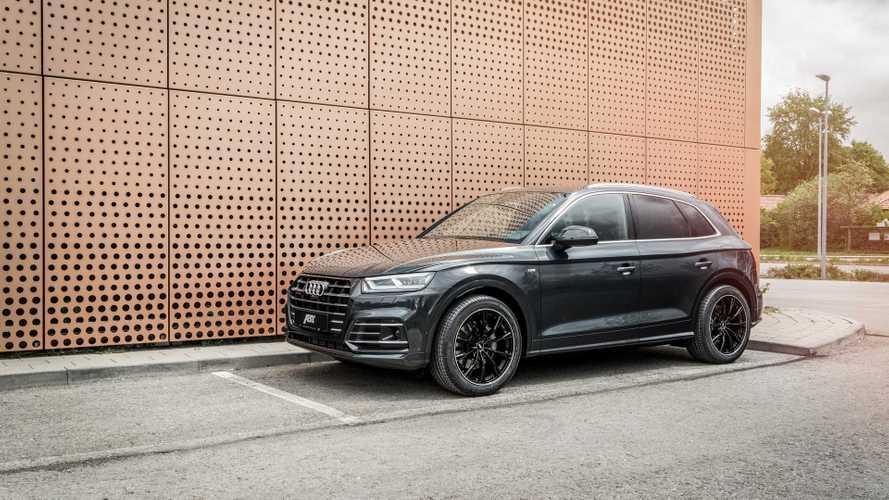 Audi Q5 TFSIe by ABT