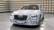 Neue Mercedes S-Klasse (2020) im ersten Ausblick