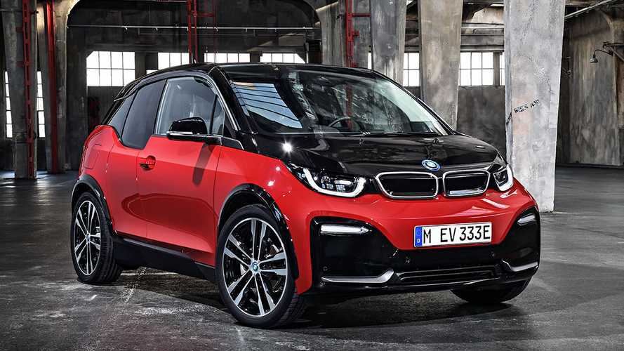Новая батарея появится у BMW i3 в конце 2018 года