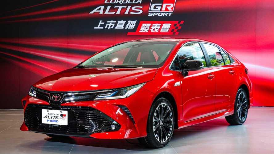 Toyota Corolla GR Sport ganha variante com estilo mais sóbrio; e no Brasil?