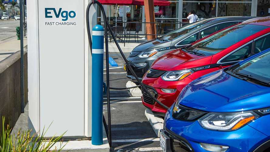 GM Teams With EVgo To Add Over 2,700 Fast-Charge Stations To Network