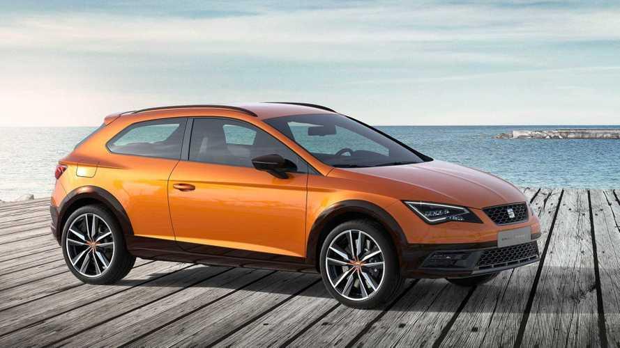 """Seat Leon Cross Sport Concept, il """"non"""" SUV sportivo prima della Ateca"""