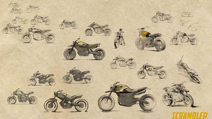 Ducati Scrambler Of The Future Design Contest
