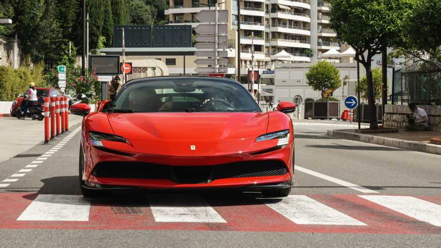 Watch Ferrari's Le Grand Rendez-Vous Film Starring SF90 Stradale