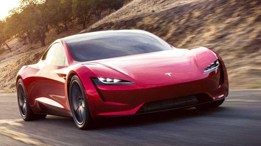 Tesla Roadster, que vai a 100 km/h em 1,9 s, terá início de produção em 2022