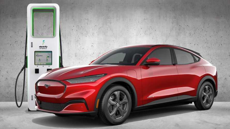 2021 Ford Mustang Mach-E Owners Getting Up To 5 Free Full Recharges