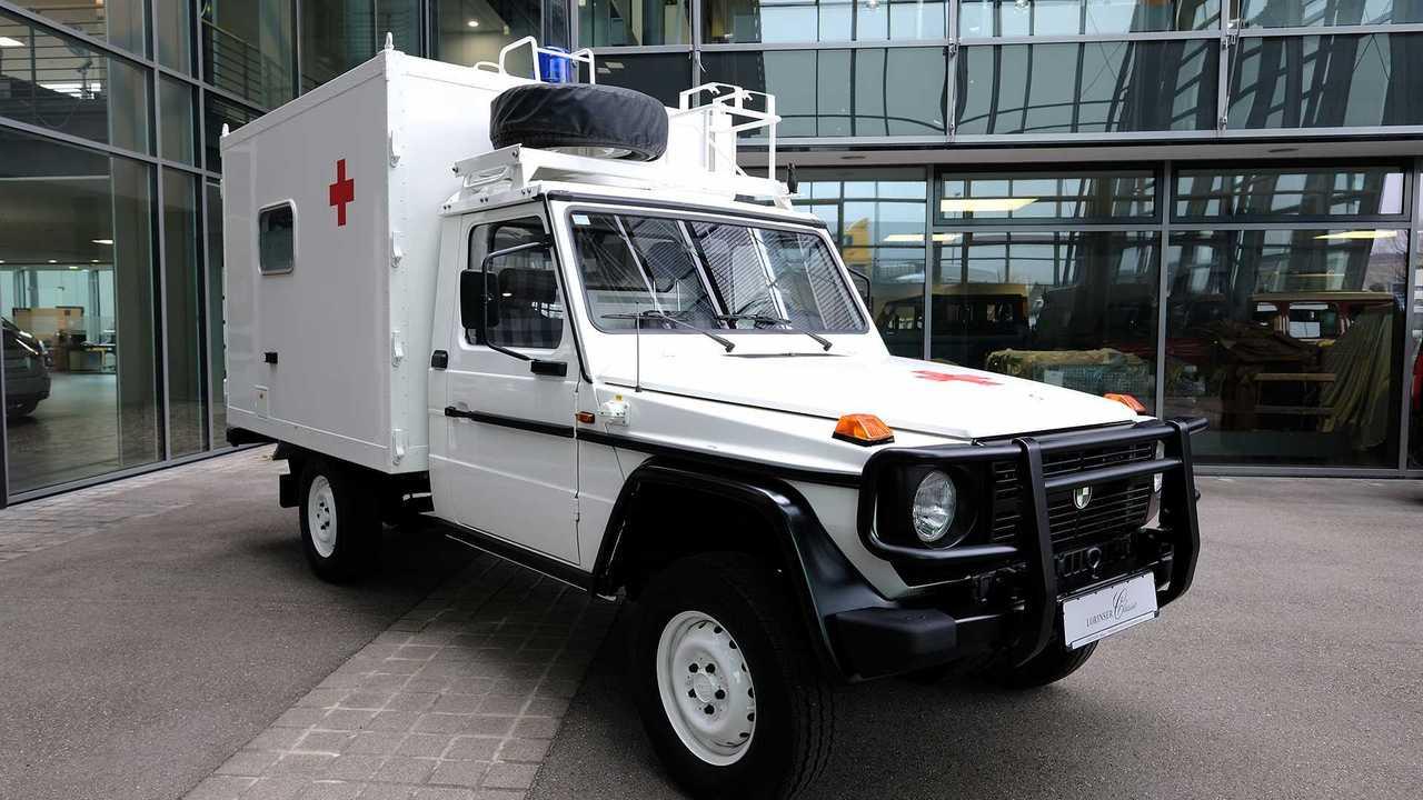 Lorinser Puch G Ambulance