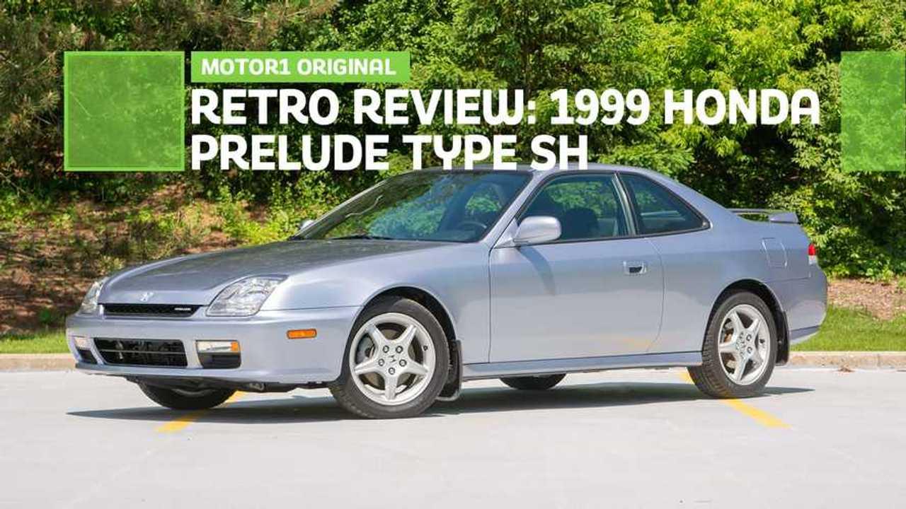 1999 Honda Prelude Type SH
