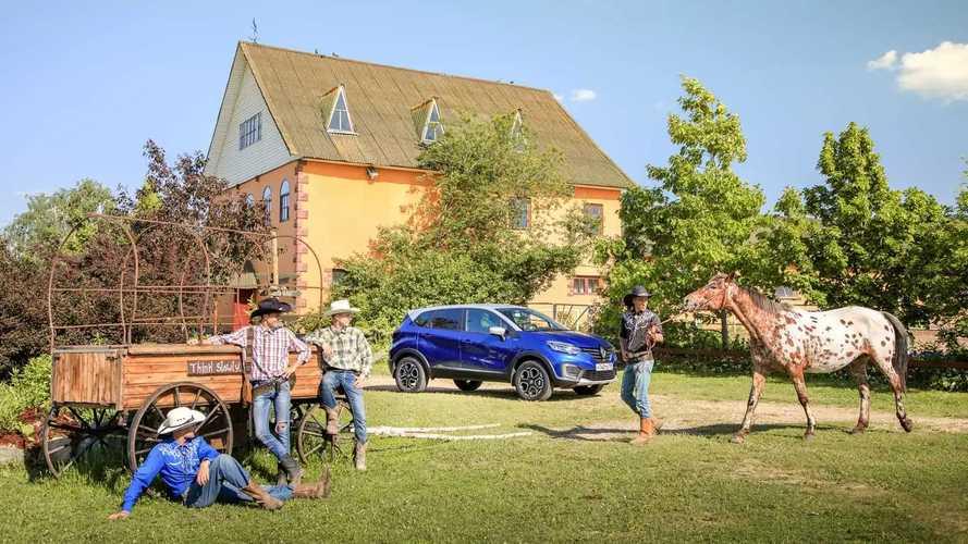 Первый тест Renault Kaptur (2020) в Подмосковье