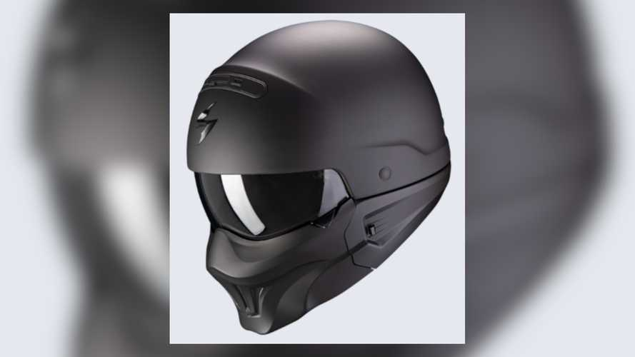 Scorpion Introduces New Exo-Combat Evo Motorcycle Helmet